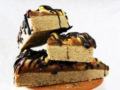 Antipastaa: Snickers-proteiinipatukat (gluteeniton, maidoton, ...