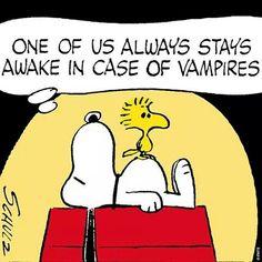 Vampires...