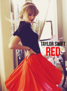is it any surprise that we're obsessed with Red? #taylorswift #love