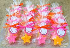10 STAR SOAP FAVORS soaps only  Themed by favorsbyangelique, $16.50
