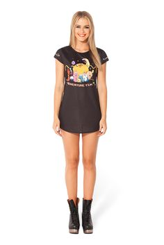 Adventure Time Friends GFT by Black Milk Clothing $60AUD (S) - bought for $40
