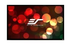 """Quick and Easy Gift Ideas from the USA  Elite Screens R92WH1-A1080P2 ezFrame Acoustically Transparent Fixed Projection Screen (92"""" Diag. 16: http://welikedthis.com/elite-screens-r92wh1-a1080p2-ezframe-acoustically-transparent-fixed-projection-screen-92-diag-16 #gifts #giftideas #welikedthisusa"""