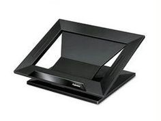 Fellowes, Inc. Features Four Viewing Angles To Prevent Neck And Shoulder Strain. Adjusts From F
