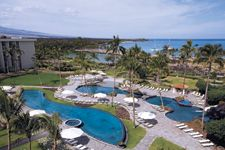 Big Island - Waikoloa Beach Marriott Resort & Spa  Beachfront luxury on the Big Island's magnificent Kohala Coast.
