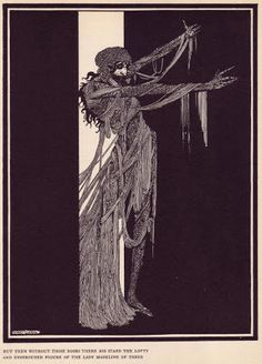Harry Clarke - De Faust à Edgar Allan Poe et Swinburne