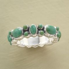 LOVE THIS Vintage Turquoise Band Ring - Sundance