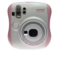 Fujifilm Instax Mini 25 Camera - Pink & White