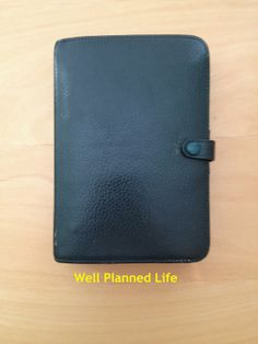 Well Planned Life: 2014 System Revamp: Odds & Ends, Keepsakes, and Maps