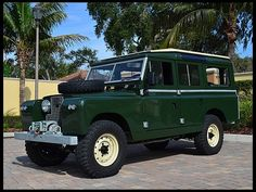 1964 Land Rover 139/77 HP, 4-Speed for sale by Mecum Auction