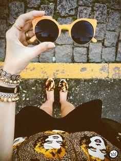 Fashion Coolture: RETRO PASTEL COLOR SUPER ROUND CIRCLE CAT EYE WOMENS SUNGLASSES 8922