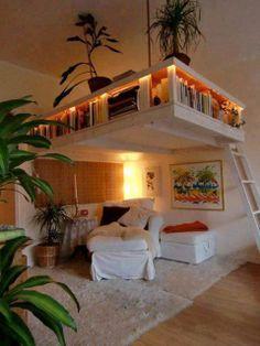 Loft idea for pole barn/apartmen
