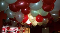 Wedding Reception Balloon Decorations, Wedding Reception, Balloons, Dreams, Engagement, Birthday, Party, Marriage Reception, Globes