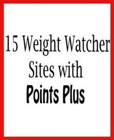 15 Plus Weight Watcher Sites 15 Weight Watcher Sites with Points Plus – Recipe Diaries Weight Watchers Points Plus, Weight Watchers Snacks, Weight Watcher Dinners, Ww Points Plus Calculator, Points Plus Recipes, Wheat Belly Recipes, Ww Desserts, Low Carbohydrate Diet, Dukan Diet