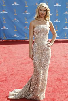 Best Emmys Red Carpet Dresses of All Time  Claire Danes