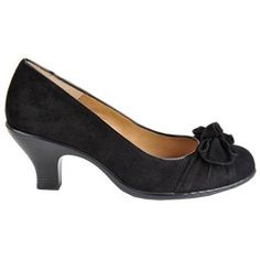 Black Dress Shoes Women