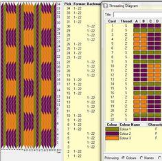 22 tarjetas, 3 colores, 2F y secuencia 4B-4F // sed_196༺❁