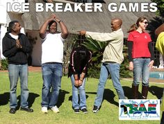 Ice Breaker Games...