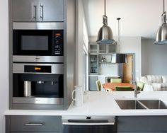 Decatur Loft Renovation - contemporary - kitchen - atlanta - Renewal Design-Build