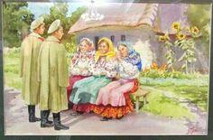 Painting by Grand Duchess Olga Alexandrovna Romanova of Russia.A♥W