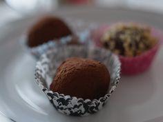 Chocolate Truffle 生チョコトラッフル