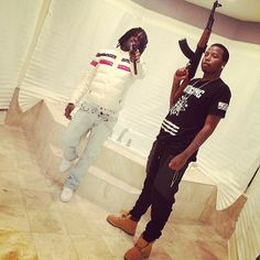 http://chicagofabulousblog.com/wp-content/uploads/2014/03/chief-keef-gun.jpg       (adsbygoogle = window.adsbygoogle || []).push();   I truly believe there is no hope for rapper Chief Keef and his record label should cut their loses now. Chief Keef was released from rehab a couple a weeks ago, and is back to his old antics. My mother always said you can't... http://chicagofabulousblog.com/