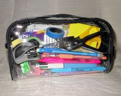Hey, I found this really awesome Etsy listing at https://www.etsy.com/listing/130173164/master-accessory-kit-travel-organizer