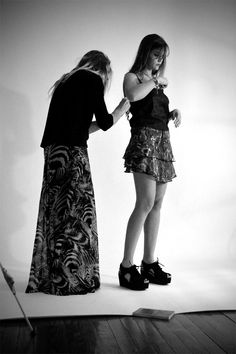 BACKSTAGE LOOKBOOK1 SS2013 · By LILAGRACE