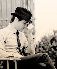 Everyone loves a man in a fedora - Matt Bomer