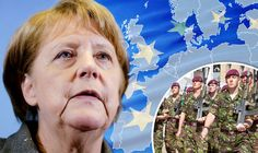 German plot to keep EU army a SECRET till June 23 EXPOSED: EU plan to control OUR forces BRITISH Brexit campaigners have been boosted with news from Berlin that Germany is once more pushing for an EU army encompassing all 28 member states with a joint HQ and shared military planning.
