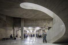 Gallery: Herzog & de Meuron's Tate Modern Extension Photographed by Laurian Ghinitoiu,© Laurian Ghinitoiu