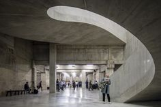 Gallery of Gallery: Herzog & de Meuron's Tate Modern Extension Photographed by Laurian Ghinitoiu - 3
