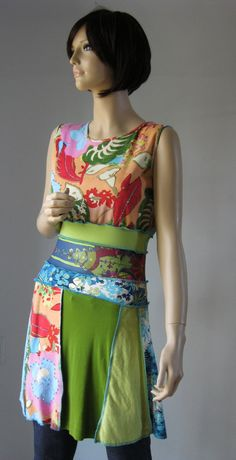 Medium Large Fabulous T Shirt Dress