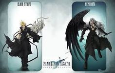 See Difference of FFVII Original - Remake
