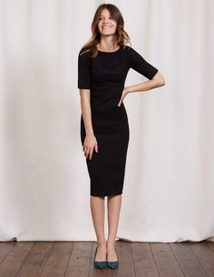 Barbara Ponte Dress Smart Day Dresses at Boden Sexy Dresses, Fashion Dresses, Elegant Dresses, Prom Dresses, Business Outfit Frau, Business Mode, Wiggle Dress, Trendy Outfits, Royal Caribbean