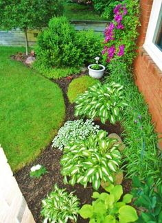 46 Eye Catching Landscape Backyard Garden Ideas