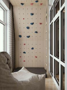ideas baby kids room climbing wall for 2019 Kids Rock Climbing, Indoor Climbing Wall, Rock Climbing Walls, Kids Bedroom, Kids Rooms, Modern Kids, Kid Spaces, My New Room, Boy Room