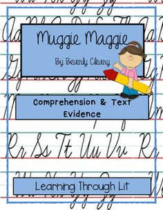 * Higher-order questions (and answers) from each chapter * Perfect for guided reading, literature circles, book clubs, independent work, novel study, etc.