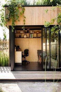 Must See Shipping Container Homes &; House Topics Must See Shipping Container Homes &; House Topics Lakoda McGowan minihouses Shipping container home can be built cheap. […] Homes interior shipping containers 20ft Shipping Container, Converted Shipping Containers, 20ft Container, Container Office, Container House Design, Small Modern Home, Modern Tiny House, Building Costs, Building A House