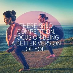 Remember the best competitive results are when you focus on yourself! #yoga #yogafitness #yogasocks #yogacrossfit #crossfit #fitness #fitnessquotes #fitnessinspiration #fitnesssuccess #inspiration #inspiringquotes. www.moxysocks.com. www.amazon.com/shops/moxysocks