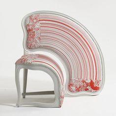 Sebastian Brajkovic's pulled furniture