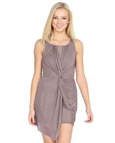 SugarLips Lace Knit Dress at Viomart.com