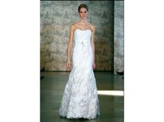 Monique Lhuillier Amelie Wedding Dress $5,500