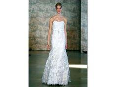Monique Lhuillier Amelie Wedding Dress $5,500
