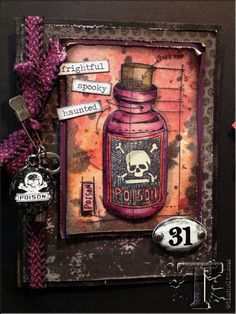 stampers anonymous show recap 2013…   Tim Holtz