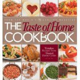 The Taste of Home Cookbook (Ring-bound)By Janet Briggs
