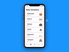 How are things going? Check out the new feature from Y-Cash App. (See more of this app here) When on vacation, don't spend it all in one place Create collections for your expenses templates an...