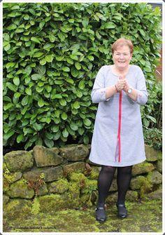maritabw macht's möglich                              : SO Pattern -  Designnähen Kleid Hetty