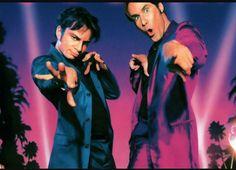 A night at the Roxbury.  1998 movie.