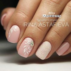 65 Beautiful Nail Art Designs The Effective Pictures We Offer You About simple wedding nails A quality picture can tell you many things. You can find the most beautiful pictures that can be presented Beautiful Nail Art, Gorgeous Nails, Beautiful Pictures, Cute Nails, Pretty Nails, Hair And Nails, My Nails, Nagellack Design, Bride Nails