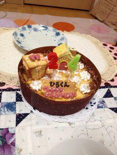 スイーツ:♡ Birthday cake ♡
